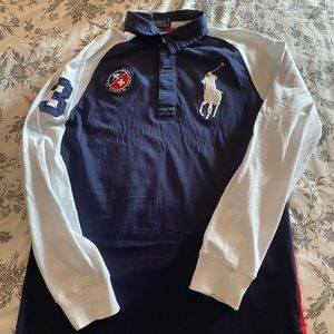 Boys Polo long sleeve